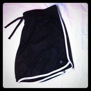 Women's size 12-14 drawstring waist athletic short